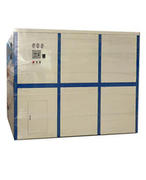 High-temperature water-cooled freeze dryer