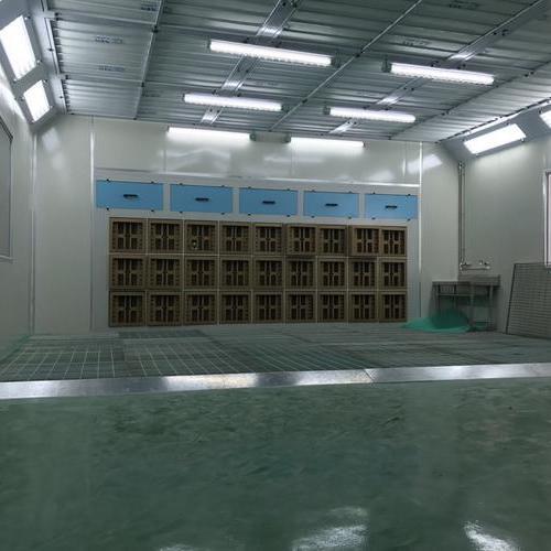 中电科学院(嘉兴)喷漆房项目