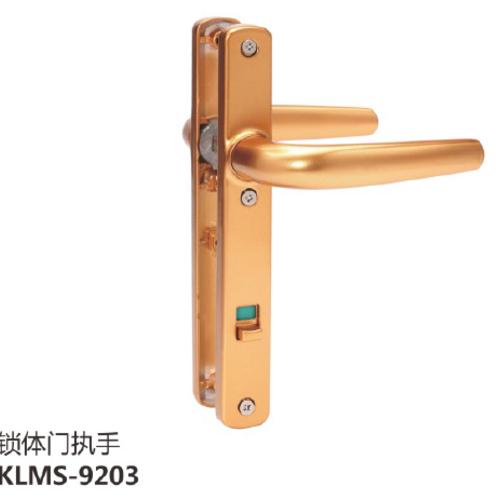 锁体门执手KLMS-9203