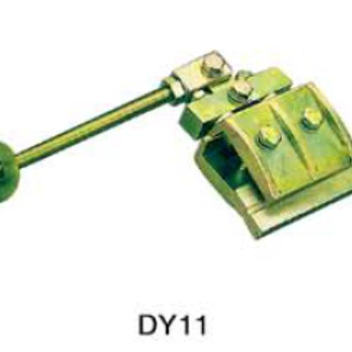 隐藏式玻璃吊夹DY11