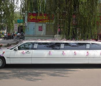 加长林肯婚用租车