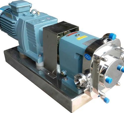 保温型凸轮转子泵