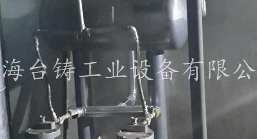 上海台铸阀门客户现场y43ww
