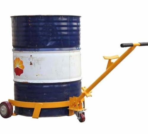 低位油桶车