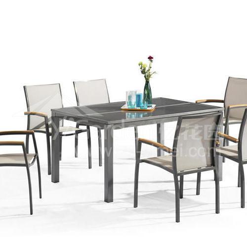 J07-018(网布桌椅)