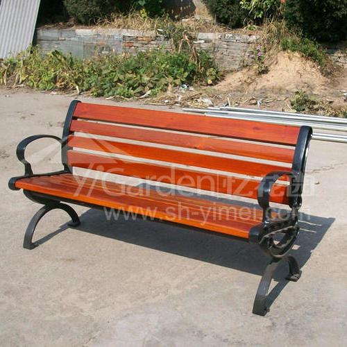G01-004/G01-003(鋼木長椅)