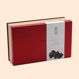 雅緻茶葉禮盒設計