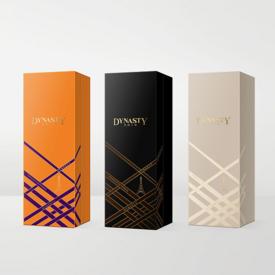 王朝葡萄酒包裝盒