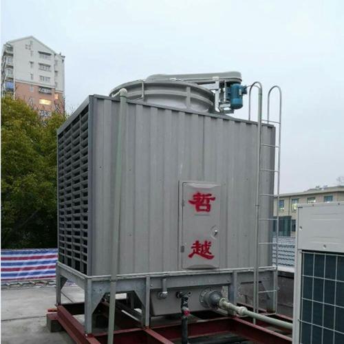 方形横流式冷却塔应用案例