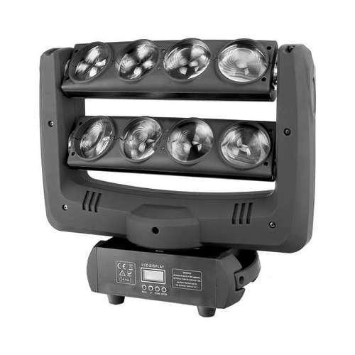 产品名称:MJ-A066A LED八眼蜘蛛灯