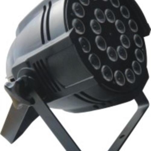 产品名称:MJ-P120 LED 四合一3W帕灯