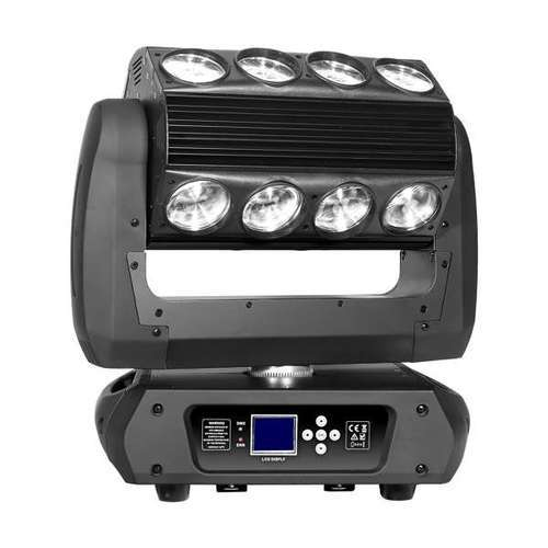 产品名称:MJ-A083 16颗幻影光束灯