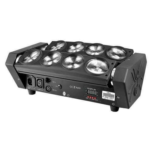 产品名称:MJ-A066B LED八眼蜘蛛灯