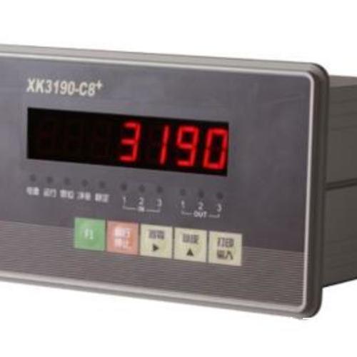 开关量控制仪表4-20MA称重仪表485通讯仪表