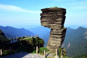 贵州梵净山