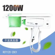 XinDa信达RCY120-20C1家用商用酒店壁挂置物电吹风吹风机