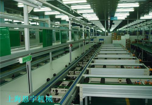 ENYU-A-1 倍速鏈生產線(平面循環)