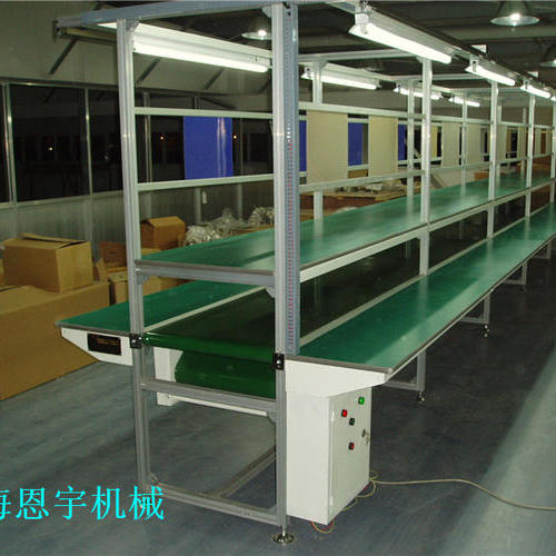 ENYU-A-4皮帶生產線