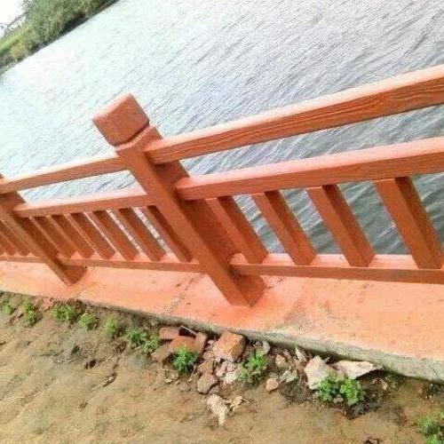 1.8米仿木护栏