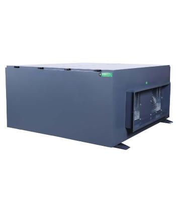 Fresh air full heat exchange ceiling dehumidifier.Jpg