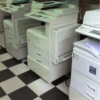 Copier recycling