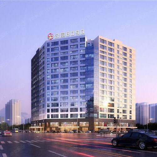 8090青年创业基地青浦新城园