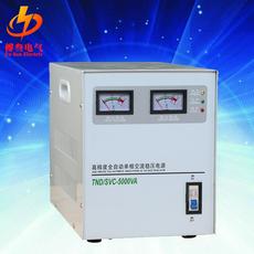 Tnd-5kva single phase high precision automatic AC voltage regulator