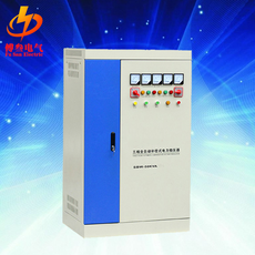 Sbw-50kva single and three phase automatic compensation voltage regulator