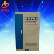 Three phase high power voltage regulator