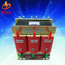 Step down starting autotransformer