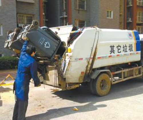 建筑垃圾清运