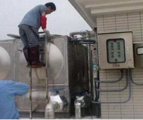 水箱清洗消毒-服务周到,随时上门