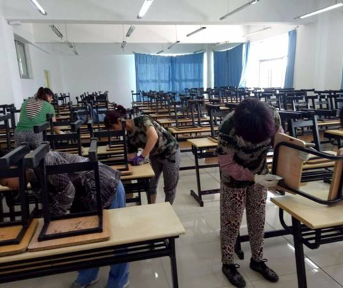学校保洁-专业保洁