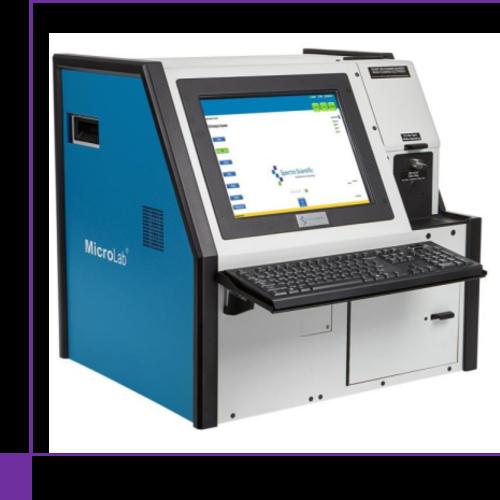 MicroLab30/40全自動油液監測