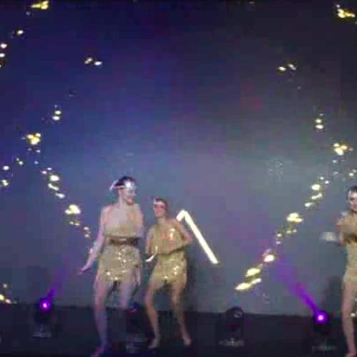 外籍爵士舞演出视频 (2)