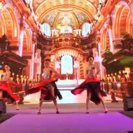 弗朗明哥 舞演出视频