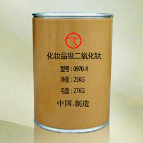 化妆品级二氧化钛水性