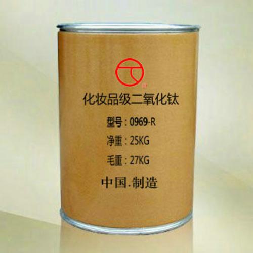 油性微米级化妆品二氧化钛