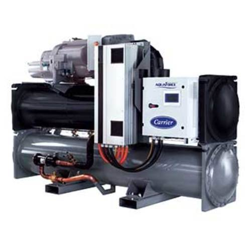 开利  水冷螺杆式冷水/热泵机组