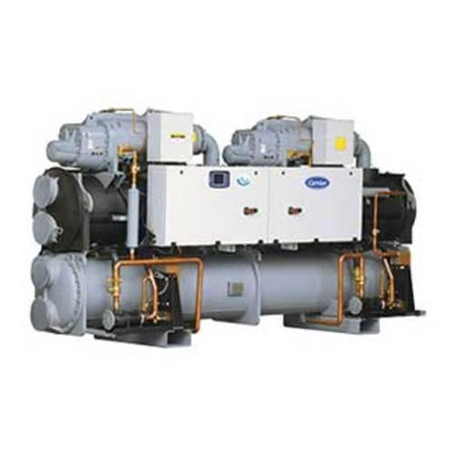 开利  水冷螺杆式水源热泵