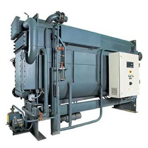开利  16JL蒸汽热水单效吸收式冷水机