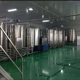 300L camel milk production line