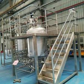 Camel milk production line