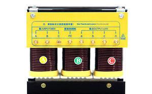 SBK三相干式隔离变压器