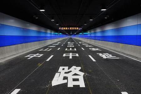 上海市外滩隧道选用上海微升无线通信系统
