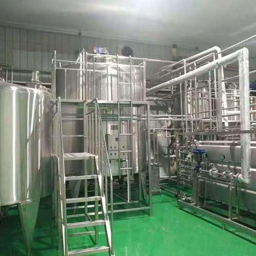 Blueberry fruit juice production line