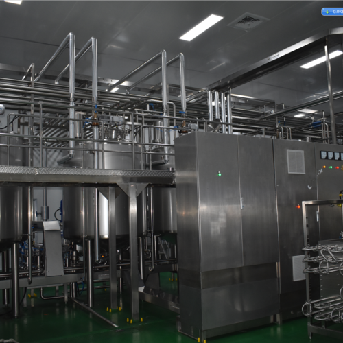 Blueberry fruit juice production line