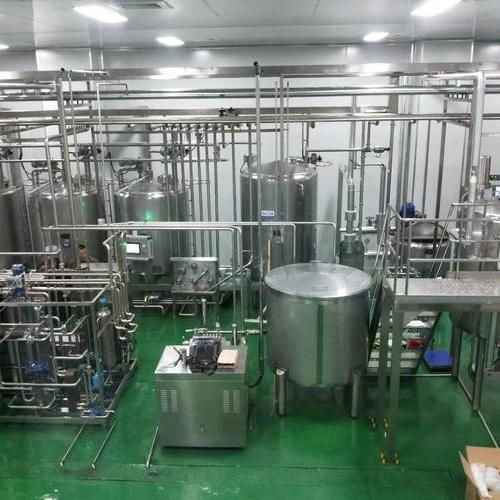 Carbonated beverage filling line