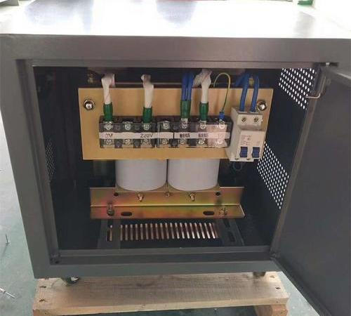 Projector isolation transformer