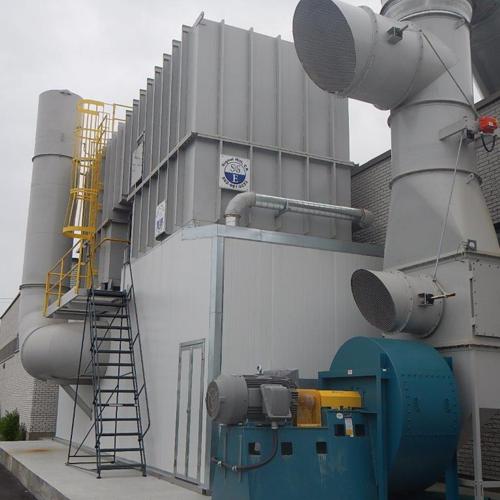 Regenerative Catalytic Oxidizer (RCO)